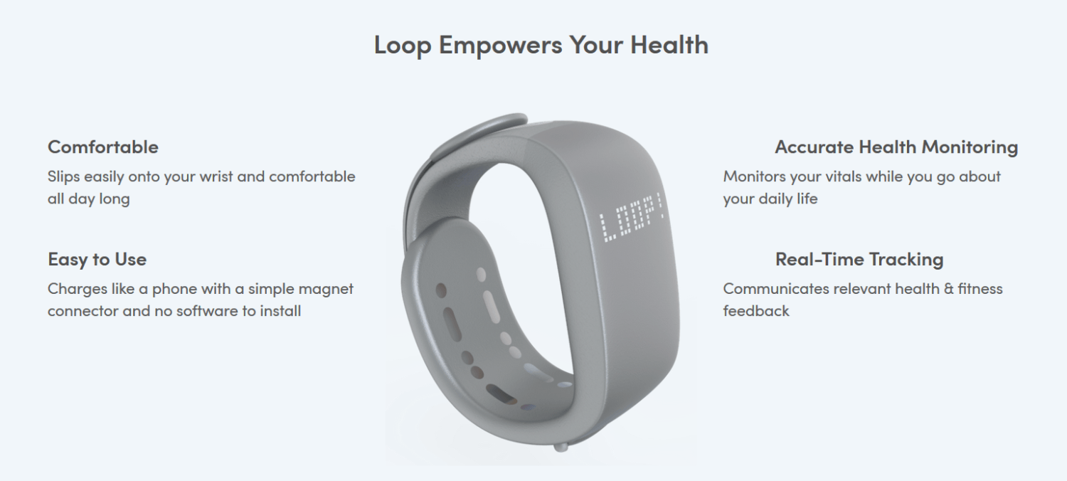 Spry Health Clinical-Grade Wearable